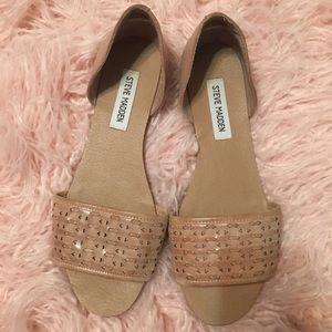 Summer into fall tan flats!